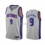 Maillot Detroit Pistons Langston Galloway Statement 2020-21 Gris