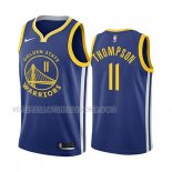 Maillot Golden State Warriors Klay Thompson Icon 2019-20 Bleu