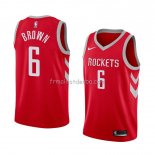 Maillot Houston Rockets Bobby Marron Icon 2018 Rouge