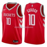 Maillot Houston Rockets Eric Gordon Swingman Icon 2017-18 10 Rojo