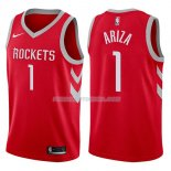 Maillot Houston Rockets Trevor Ariza Swingman Icon 2017-18 1 Rojo
