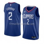 Maillot Los Angeles Clippers Kawhi Leonard Icon 2019-20 Bleu