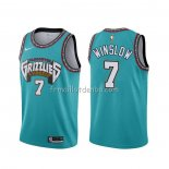 Maillot Memphis Grizzlies Justise Winslow Classic Vert