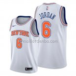 Maillot New York Knicks Deandre Jordan Statement Blanc