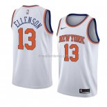 Maillot New York Knicks Knicks Henry Ellenson Statement 2018 Blanc