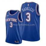 Maillot New York Knicks Maurice Harkless Statement 2019-20 Bleu