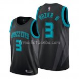 Maillot Charlotte Hornets Terry Rozier Iii Ville Noir