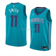 Maillot Charlotte Hornets Zach Smith Icon 2018 Vert
