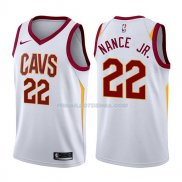 Maillot Cleveland Cavaliers Larry Nance Jr. Icon 2018 Rouge