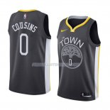 Maillot Golden State Warriors Demarcus Cousins Statement 0 2018-19 Noir