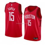 Maillot Houston Rockets Clint Capela Earned 2018-19 Rouge