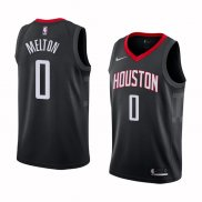 Maillot Houston Rockets De'anthony Melton Statement 2017-18 0 Noir