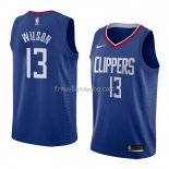 Maillot Los Angeles Clippers Jamil Wilson Icon 2018 Bleu