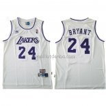 Maillot Los Angeles Lakers Kobe Bryant Blanc
