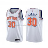 Maillot New York Knicks Julius Randle Statement Blanc