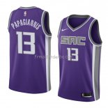 Maillot Sacramento Kings Georgios Papagiannis Icon 2018 Volet