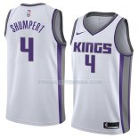 Maillot Sacramento Kings Iman Shumpert Association 2018 Blanc