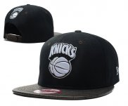 NBA New York Knicks Casquette Noir 2013
