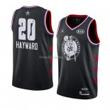 Maillot All Star 2019 Boston Celtics Gordon Hayward Noir