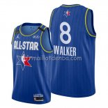 Maillot All Star 2020 Boston Celtics Kemba Walker Bleu