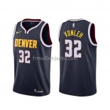 Maillot Denver Nuggets Noah Vonleh Icon Bleu