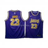 Maillot Los Angeles Lakers Lebron James Volet