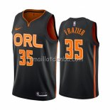 Maillot Orlando Magic Melvin Frazier Ville Edition Noir
