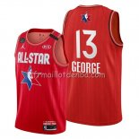 Maillot All Star 2020 Los Angeles Clippers Paul George Rouge