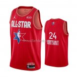 Maillot All Star 2020 Los Angeles Lakers Kobe Bryant Rouge