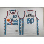 Maillot Basket All Star Robinson 50 Blanc 1996
