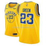 Maillot Golden State Warriors Draymond Green 2018-19 Or