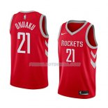 Maillot Houston Rockets Chinanu Onuaku Icon 2018 Rouge