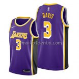 Maillot Los Angeles Lakers Anthony Davis Statement 2019 Volet
