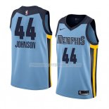 Maillot Memphis Grizzlies Dakari Johnson Statement 2018 Bleu