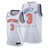 Maillot New York Knicks Billy Garrett Jr. Statement Blanc