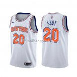 Maillot New York Knicks Kevin Knox Statement Blanc