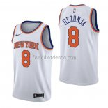 Maillot New York Knicks Mario Hezonja Association Blanc
