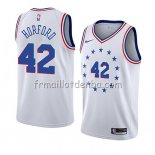 Maillot Philadelphia 76ers Al Horford Earned 2019-20 Blanc