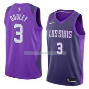 Maillot Phoenix Suns Jared Dudley Ciudad 2018 Volet