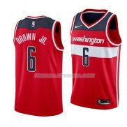 Maillot Washington Wizards Troy Brown Icon 2018 Rouge