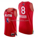 Maillot All Star 2020 Eastern Conference Kemba Walker Rouge