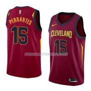 Maillot Cleveland Cavaliers London Perrantes Icon 2018 Rouge
