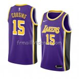 Maillot Los Angeles Lakers Demarcus Cousins Statement 2019-20 Volet