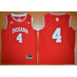 Maillot Basket NCAA Victor Oladipo 4 Rouge