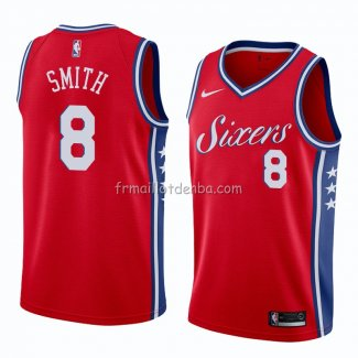 Maillot Philadelphia 76ers Zhaire Smithstatement Statement 2018 Rouge