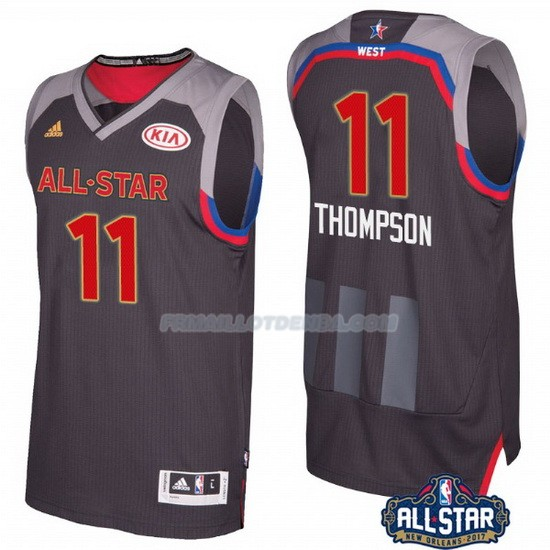 Maillot Basket All Star 2017 Golden State Warriors 11 Thompson