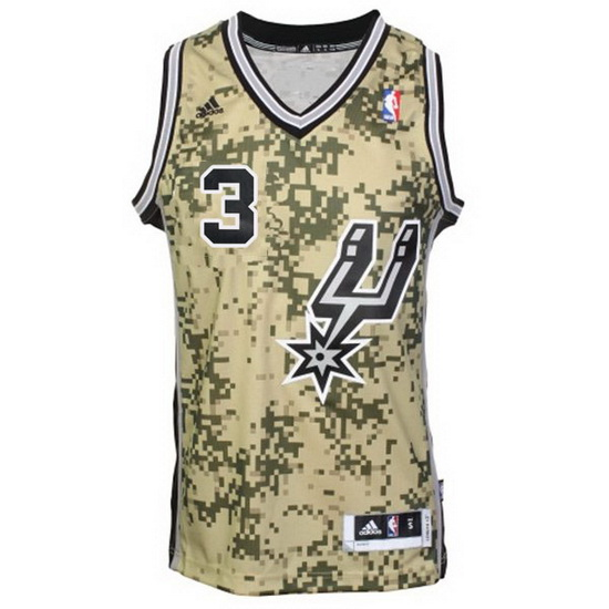 Maillot San Antonio Spurs Belinelli 3 Camouflage