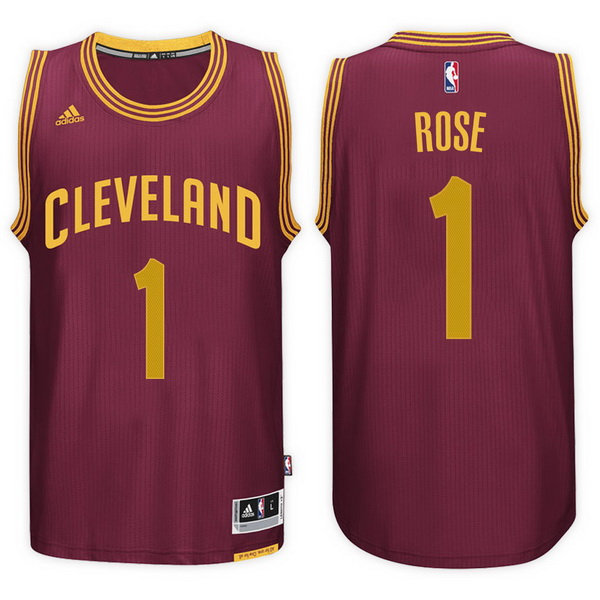 Maillot Basket Cleveland Cavaliers Rose 1 Rouge