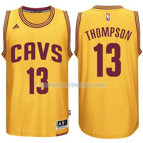 Maillot Basket Cleveland Cavaliers Tristan 2017 Thompson 13 Amarillo