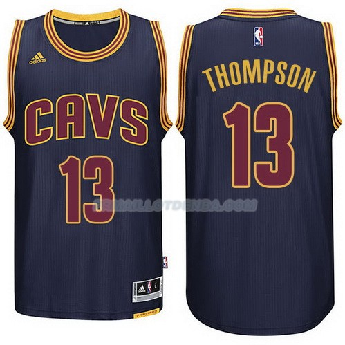 Maillot Basket Cleveland Cavaliers Tristan 2017 Thompson 13 Azul